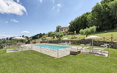 Vakantiehuizen. zwembad, tuin